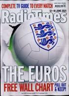 Radio Times London Edition Magazine Issue 12/06/2021