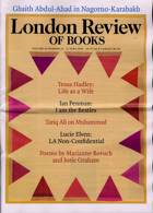 London Review Of Books Magazine Issue VOL43/12