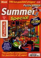 Puzzle Annual Special Magazine Issue NO 54