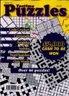 Teatime Puzzles Magazine Issue NO 10