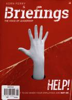 Briefings Magazine Issue NO 48