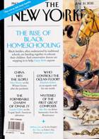 New Yorker Magazine Issue 21/06/2021