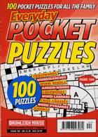 Everyday Pocket Puzzle Magazine Issue NO 144