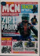 Motorcycle News Magazine Issue 09/06/2021