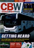 Coach And Bus Week Magazine Issue NO 1477