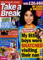 Take A Break Magazine Issue NO 24