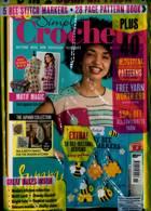 Simply Crochet Magazine Issue NO 111