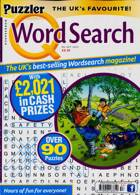 Puzzler Q Wordsearch Magazine Issue NO 557