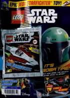 Lego Star Wars Magazine Issue NO 72