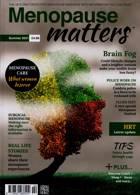 Menopause Matters Magazine Issue SUMMER