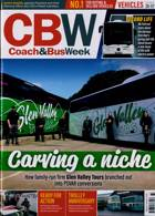 Coach And Bus Week Magazine Issue NO 1473
