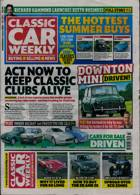 Classic Car Weekly Magazine Issue 09/06/2021