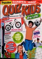Puzzler Quiz Kids Magazine Issue NO 148
