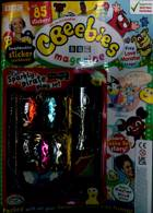 Cbeebies Magazine Issue NO 582