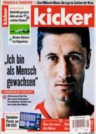 Kicker Montag Magazine Issue NO 21