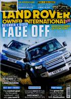 Land Rover Owner Magazine Issue JUL 21