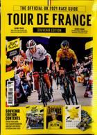 Official Tour De France Magazine Issue 2021