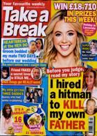 Take A Break Magazine Issue NO 20