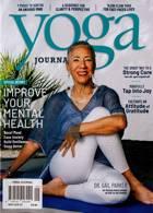 Yoga Journal Magazine Issue MAY-JUN