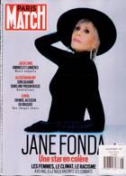 Paris Match Magazine Issue NO 3756