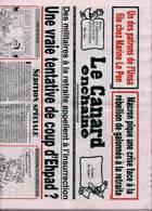 Le Canard Enchaine Magazine Issue 42