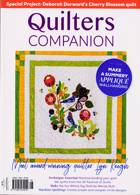 Quilters Companion Magazine Issue N107