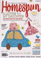 Homespun Magazine Issue 22.1