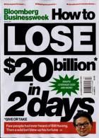 Bloomberg Businessweek Magazine Issue 12/04/2021