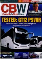 Coach And Bus Week Magazine Issue NO 1472