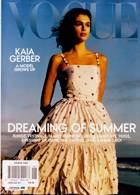 Vogue Usa Magazine Issue JUN-JUL