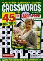 Crosswords In Large Print Magazine Issue NO 45