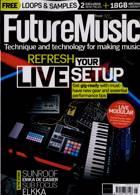 Future Music Magazine Issue AUG 21