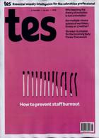 Times Educational Supplement Magazine Issue 11/06/2021