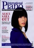 International Piano Magazine Issue JUL-AUG