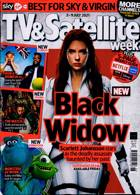 Tv And Satellite Week  Magazine Issue 03/07/2021