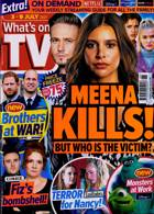 Whats On Tv England Magazine Issue 03/07/2021