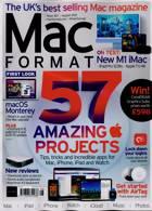 Mac Format Magazine Issue AUG 21