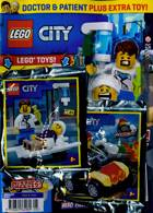 Lego City Magazine Issue NO 39