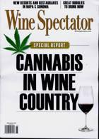 Wine Spectator Magazine Issue JUN 15&30