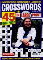 Crosswords In Large Print Magazine Issue NO 46