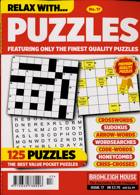 Relax With Puzzles Magazine Issue NO 17
