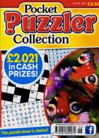 Puzzler Pocket Puzzler Coll Magazine Issue NO 106