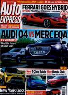 Auto Express Magazine Issue 30/06/2021