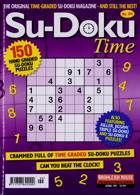 Sudoku Time Magazine Issue NO 199