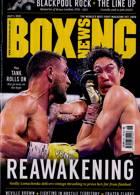 Boxing News Magazine Issue 01/07/2021