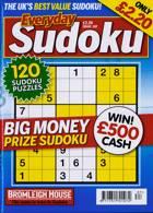 Everyday Sudoku Magazine Issue NO 187