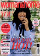 Woman And Home Magazine Issue AUG 21