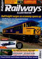 Railways Illustrated Magazine Issue AUG 21