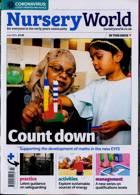 Nursery World Magazine Issue JUL 21