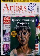 Artists & Illustrators Magazine Issue JUL 21